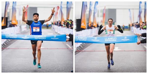 Llanelli winners