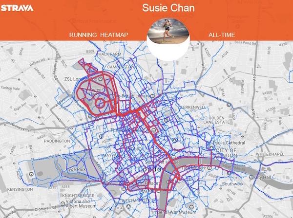 Susie commute